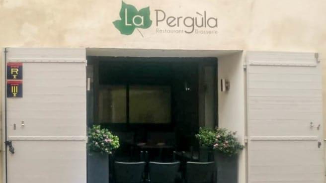 Entrée - La Pergùla, Arles