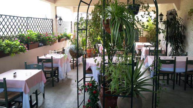 Zoom sur la terrasse - Via Veneto, Poissy