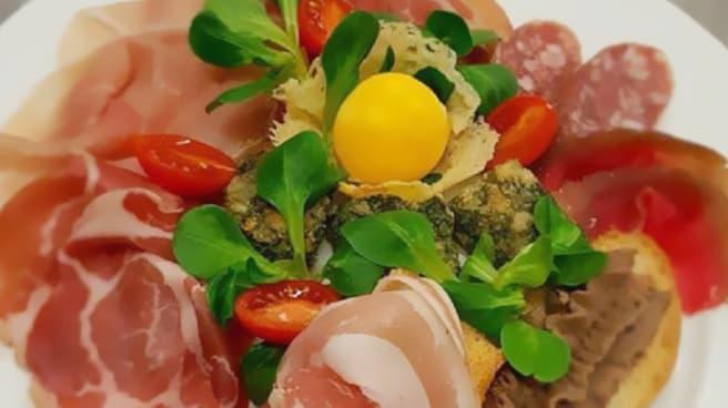 Suggerimento dello chef - Trattoria Il Mangiar Bene, Como