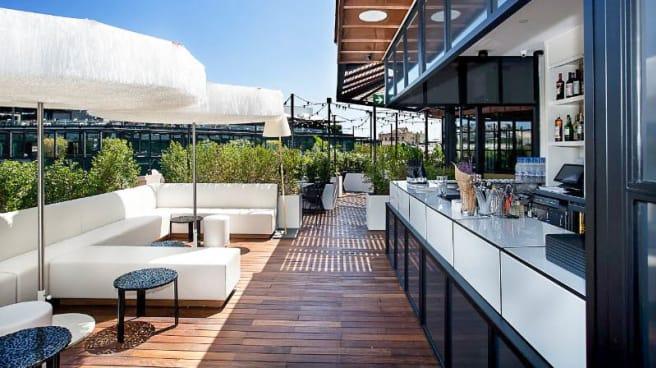 Terraza - Rooftop Verbena - Monument Hotel, Barcelona