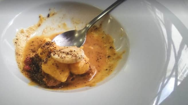 sugerencia del chef - Garum Bistró, Santiago de Compostela