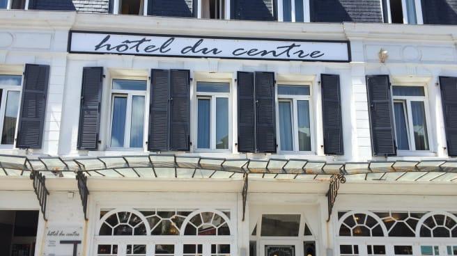Facade - Restaurant Le Centre, Wimereux