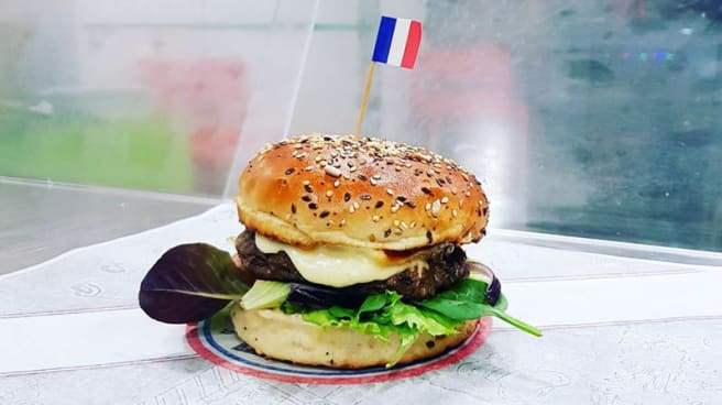 Suggestion du Chef - French's Burger, Grenoble