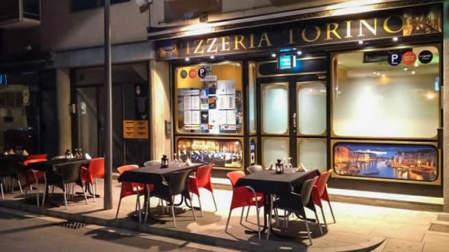 Vista entrada - Pizzería Torino, Olot