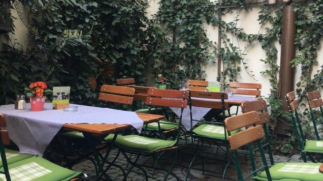 Terrasse - Marktwirt 2.0, Munich