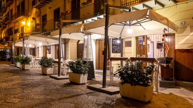 Terrazza - Ristorantino Ai Cassari Da Laura, Palermo