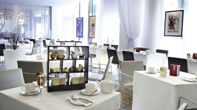 The Exchange Restaurant at Hilton Liverpool City Centre, Liverpool