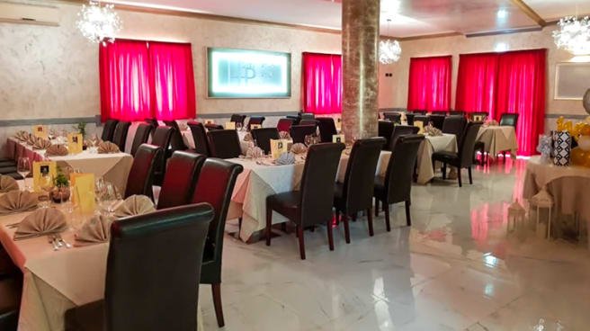 Sala - Ristorante  Hotel Paradiso