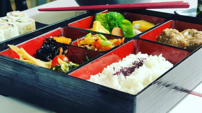 Suggestion du chef - Hana Bento Bourgogne, Paris