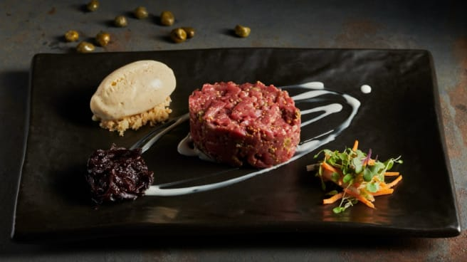 Steak Tartar en Rubaiyat - Rubaiyat, Santiago