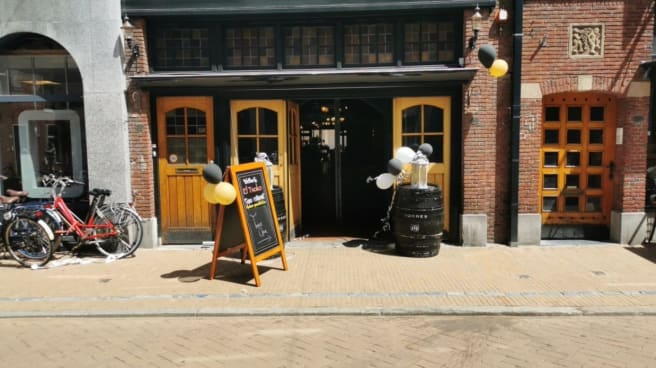 Esterno - El Txoko, Groningen