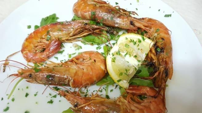 Specialità dello chef - Il Ristoro del Pesce L'Aragosta