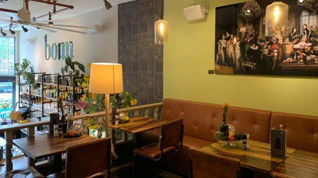 Restaurant - Bomm Bar Bistro, Rotterdam