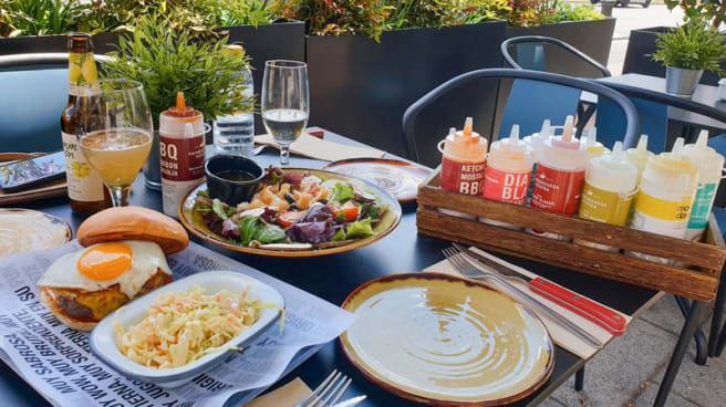 Sugerencia del chef - Hamburguesa Nostra - Alcalá, Madrid