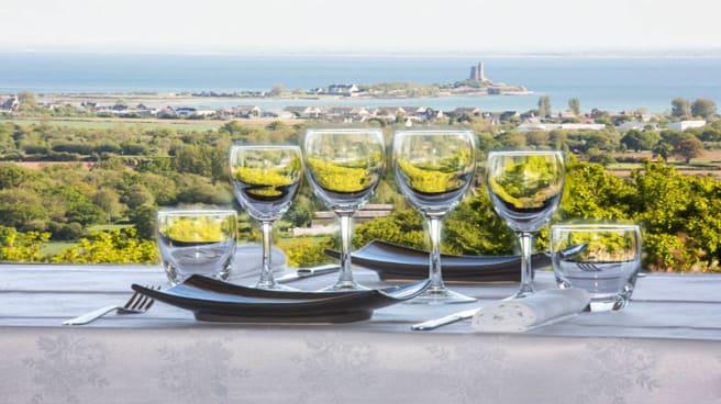 vue panoramique - restaurant Le Panoramique