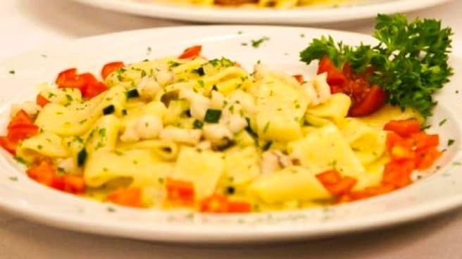 Piatto - La Perla del mare, Brescia