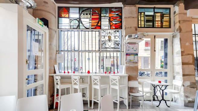 Vue de la salle - Madame Louis, Paris-4E-Arrondissement