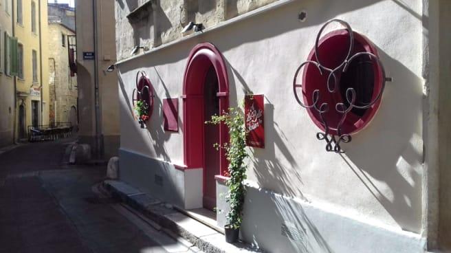 Devanture - À La Belle Saison, Nîmes