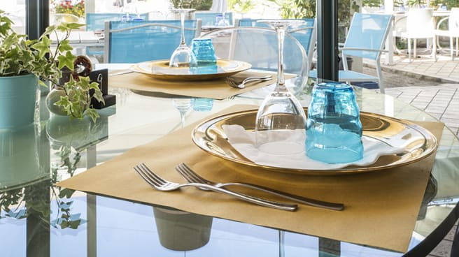 Vista sala - La Cucina sul Lago, Bologna