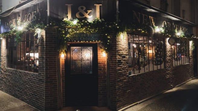 Entrée - Jack and Joey, Mantes-la-Jolie
