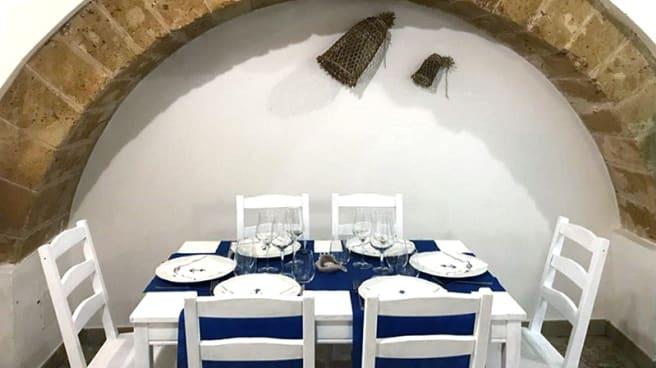 Vista della sala - Sapori del Golfo Fish, Taranto