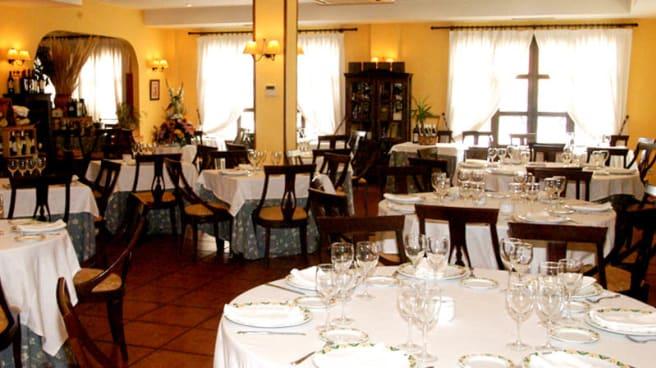 Vista sala - La Alacena, Tres Cantos