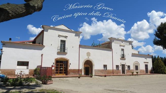 principale - Masseria Greco, San Giovanni Rotondo