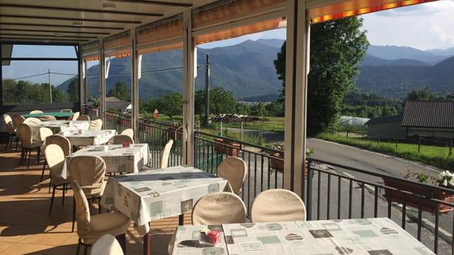 Sala - Ristorante Della Valle