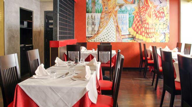 Salone ristorante - Sara Indian Restaurant, Milano