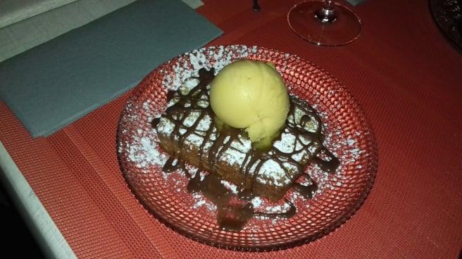 Dessert - Au Coq Bleu, Beaune