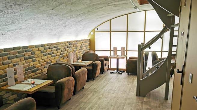 Vue de la salle - Tapas des îles, Paris