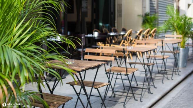 En terrasse - Le Compère, Paris