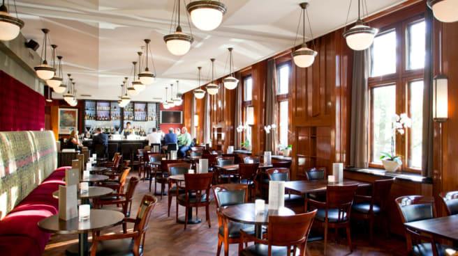 Bar-Lounge - Grand Hotel Amrâth Amsterdam Bar Lounge, Amsterdam