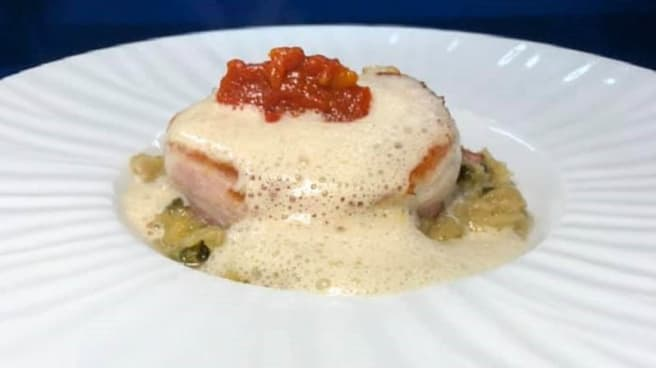 Suggestion de plat - L'Ambroisie, Tarbes