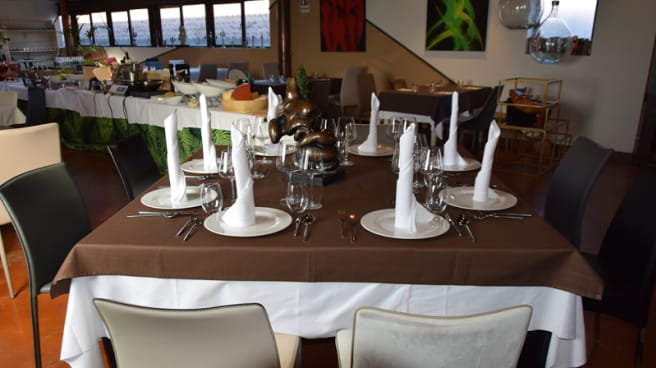 Vista sala - Sunset Restaurant, Treviso