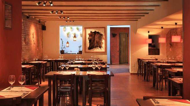 Salón acogedor - Pampero, Barcelona