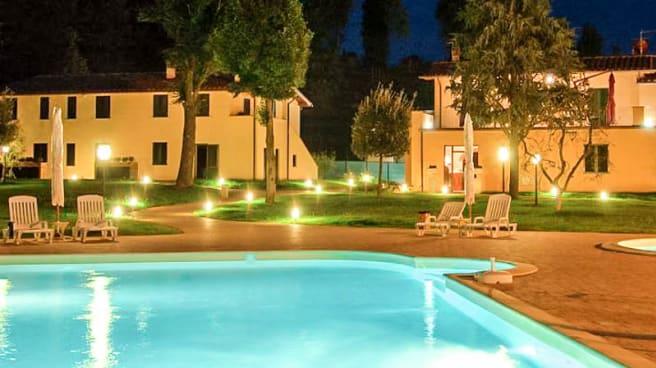 Cafaggio By Night - Agriturismo Cafaggio