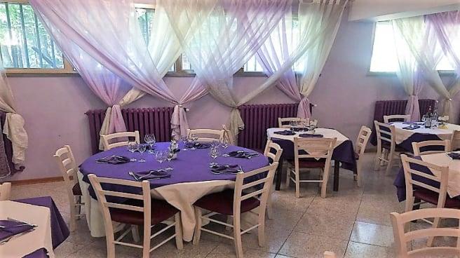 Vista sala - Fumaiolo Paradise Ristorante Hotel