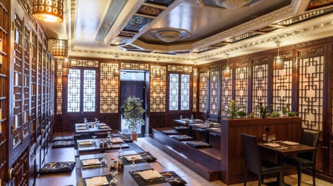 Vista sala - ristorante Hong Kong, Vicenza