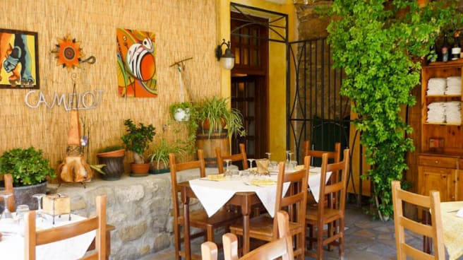 Salone ristorante - Camelot