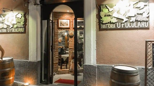 Il locale - U Fucularu, Catania