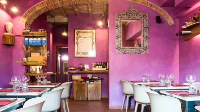 Salone ristorante - Sanfrediavino, Firenze