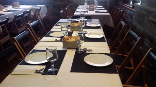 Detalle mesa - La Sede, Majadahonda