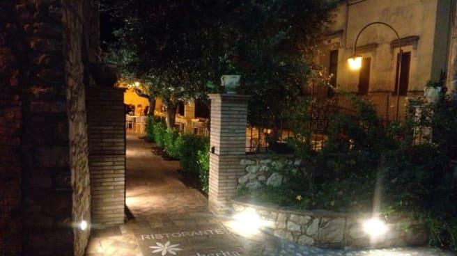entry - Margherita