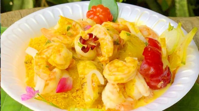 Sugestão do chef - Paraíso Tropical, Salvador