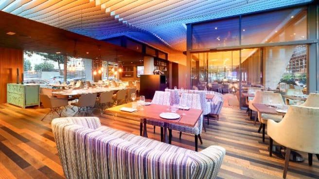 Vista sala - Muc - Hotel SB Glow, Barcelona