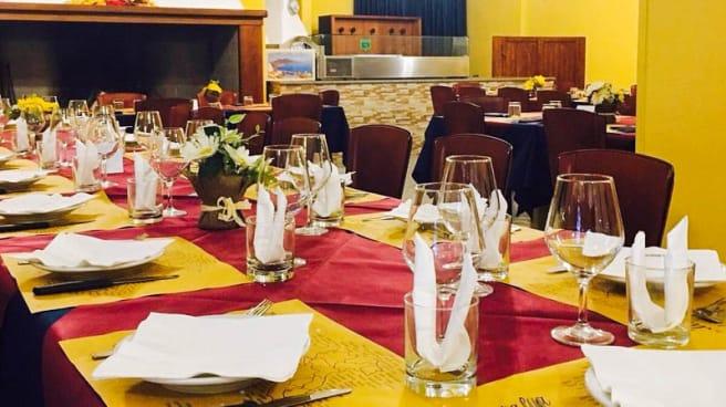 Vista sala - Racar Brasserie