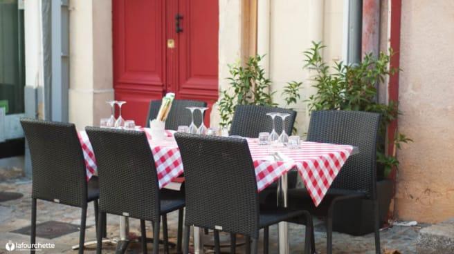 Terrasse - La Tradizionale, Aix-en-Provence