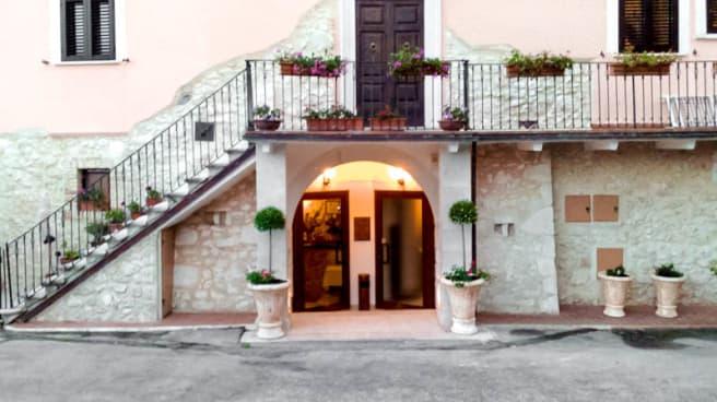 esterno - Antica Taverna di Navelli