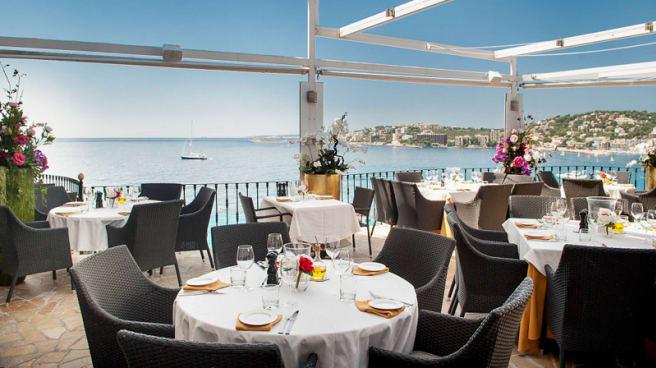 Vista terraza - Il Paradiso Marivent, Palma de Mallorca